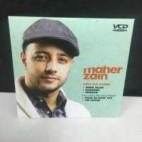 VCD VIDEO CLIP MAHER ZAIN PILIHAN (BUKAN KARAOKE)