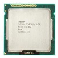 Processor Intel Dual Core G620 2.60 GHz ghz + Fan Tray