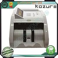 harga Kozure Mc 103/mesin Hitung Uang/mesin Penghitung Uang/money Counter Tokopedia.com