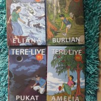 Paket novel serial anak - anak mamak by tereliye