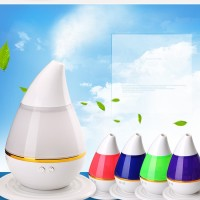 Ultrasound Atomization Humidifier- Colorfull Gradient Light- 7 Colours