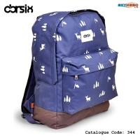 Tas Sekolah Ransel Backpack CBR6|Competitor of Bodypack Eiger Palazzo