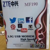 MOBILY MF190 - 3G Modem ZTE Logo Mobily 7.2Mbps