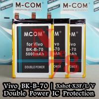 harga Baterai Vivo Xshot X3f X3l Xshot X3v Bk-b-70 Double Ic Protection Tokopedia.com
