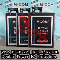 harga Baterai Vivo Xshot X710l Bk-b-72 Double Ic Protection Tokopedia.com