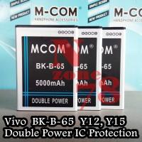 harga Baterai Vivo Y15 Y22 Bk-b-65 Double Ic Protection Tokopedia.com