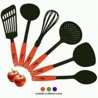 Jual Oxone OX-953 Kitchen Tools Spatula - Orange Murah