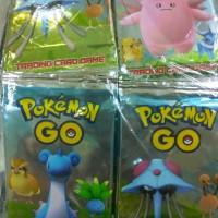 Trading Card Game / Mainan Kartu Pokemon Go