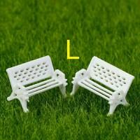 miniatur bangku taman kursi taman dekorasi taman dekorasi terrariun