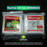 Nutrisi Hidroponik AB Mix Minimax