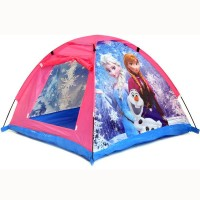 Tenda Anak Frozen Free Packing Dus + Plastik