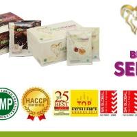 susu kambing newgoat ( kurma madu ) premium