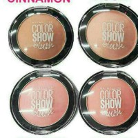 MAYBELLINE CHEEKY GLOW / COLOR SHOW BLUSH / BLUSHON MAYBELLINE
