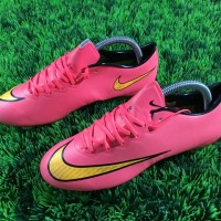 Sepatu Bola Nike Mercurial Pink Hyperpunch