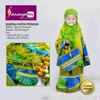 Jual Mukena Anak Couple Rayon Premium - M ( 4 - 6 tahun) Murah