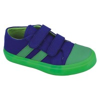 Sepatu Kets Velcro Anak Laki-Laki Kanvas - CRF 002 - Catenzo Junior