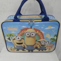 Jual Travel Bag Besar Spon Minion KK004 Murah