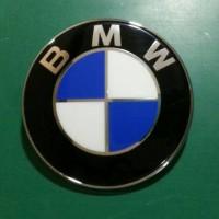 Jual Emblem BMW biru putih 82mm kap mesin/bagasi Murah