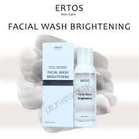 Jual ERTOS Facial Wash Brightening / Putih merona ERTO'S Murah