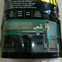 AM 53 ABU ABU TILE GROUT / SEMEN PENGISI NAT KERAMIK GREY SOKA