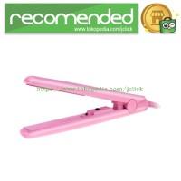 Mini Hair Straighteners / Catok Rambut Mini - Pink