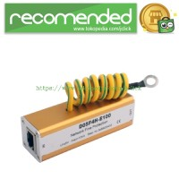 Network Lightning Arrester Surge Protection Device (CYL D05F4H-E100) -