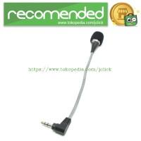 Mini Portable Microphone for Laptop Netbook - Black