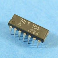74LS164 Shift Register 8bit Parallel Output