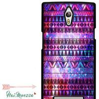 Custom Case Oppo Find 7 Tribal 2 Design