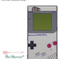 custom case / hardcase / sony xperia z1 compact / docomo nintendo GB