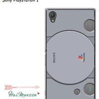 custom case / hardcase / sony xperia z1 / docomo PS 1 Design