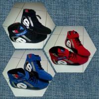 harga Sepatu balap drift sparco bisa custom bordir nama Tokopedia.com