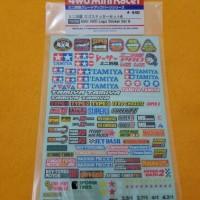 Tamiya 15439 Logo Sticker Set A