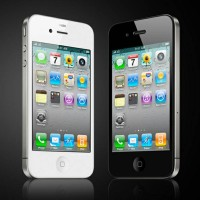 IPhone 4S 32GB White-Black