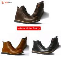Terlaris Sepatu Boots Safety Adabos Orion