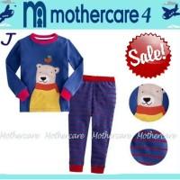 harga pajamas mothercare (8y-12y) bear - piyama anak mc Tokopedia.com