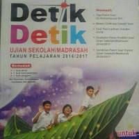 Buku Detik-Detik Ujian SD Sekolah/Madrasah Tahun 2016/2017