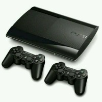 Sony PS3 SuperSlim 500GB - Super Slim 500 GB Inject CFW Murah