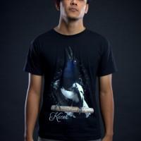 Kaos Baju Burung Kicau Mania Kacer 02
