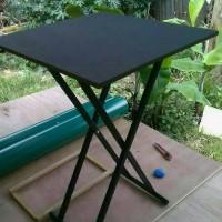 60x40cm (bisa custom) Meja untuk cafe, resto, rumah tangga dll