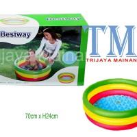 Kolam Renang Anak Ukuran Kecil 70*24 Cm Merk - Bestway