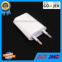 harga Adaptor Charger Iphone/ipod 5w [a1400] Original [model Eu/indonesia) Tokopedia.com