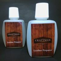 leather preparer and deglazer - penghapus cat bahan kulit