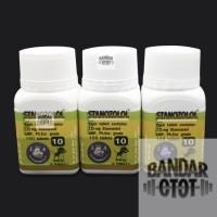 LA PHARMA Stanozolol 100 tab 10 mg Stano / Stanozol / Winstrol LaPharm