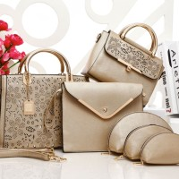 Tas Fashion Givenchy 5816 Set 6in1 #SC #Givenchy