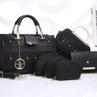 Tas Fashion Victoria Beckham 5702 Set 6in1 #SC #VB