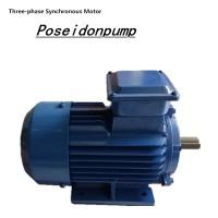 harga Dinamo Mesin Electric Motor 3phase 380v 1.5hp 1.1kw Besi Tokopedia.com