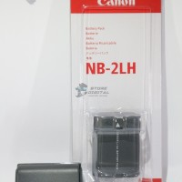 BATTERY PACK CANON NB-2LH (EOS 350D/400D, G7/G9, Kiss Digital N/X)