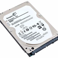 hdd/hardisk 2,5 internal seagate momentus thin 500gb laptop notebook