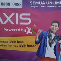 Nomor Cantik Sakti AXIS V.VIP 0838 0888 0888 GOLDEN Number